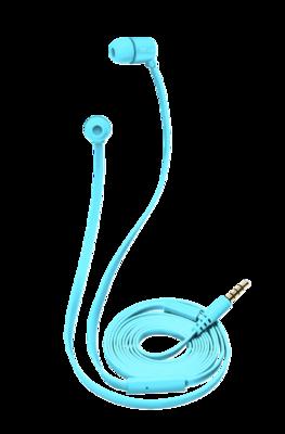 Навушники TRUST Duga Neon Blue 1