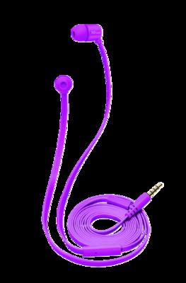 Навушники TRUST Duga Neon Purple 1