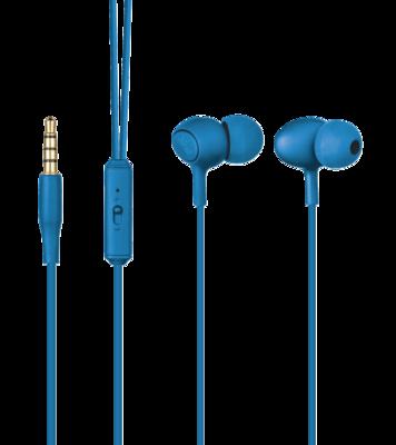 Навушники TRUST Urban Ziva In-ear Blue 3