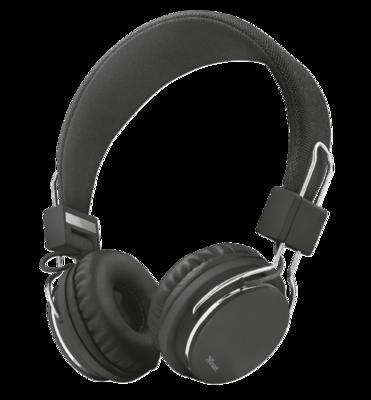 Навушники TRUST Urban Ziva Foldable Black 1