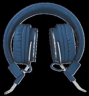Наушники TRUST Urban Ziva Foldable Blue 3
