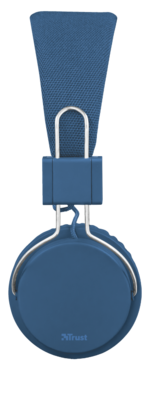 Наушники TRUST Urban Ziva Foldable Blue 4