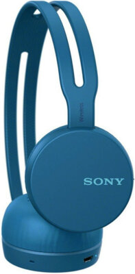 Наушники SONY WH-CH400 Blue 2