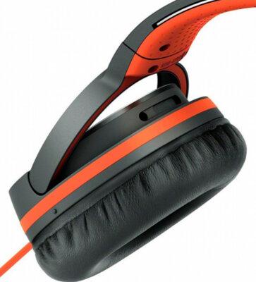 Наушники SONY MDR-ZX660AP Orange 4
