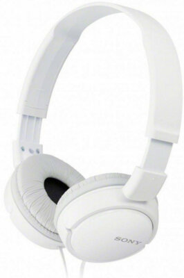 Навушники SONY MDR-ZX110 White 1