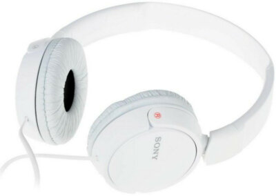 Навушники SONY MDR-ZX110 White 4