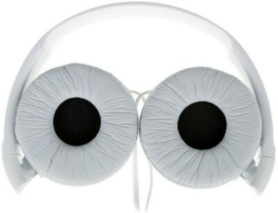 Навушники SONY MDR-ZX110 White 6