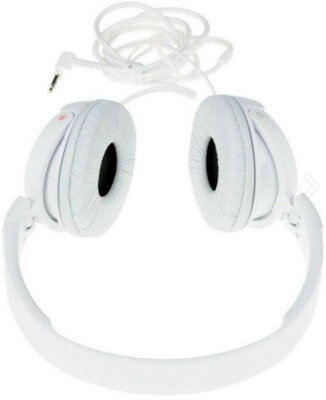Навушники SONY MDR-ZX110 White 8