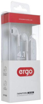Наушники ERGO BT-530 White 4