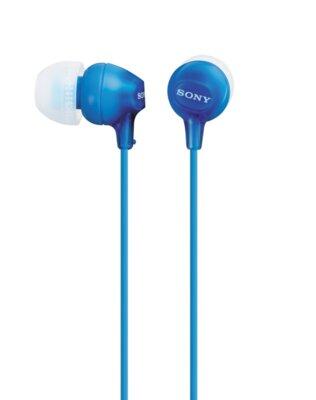 Навушники SONY MDR-EX15LP Blue 1