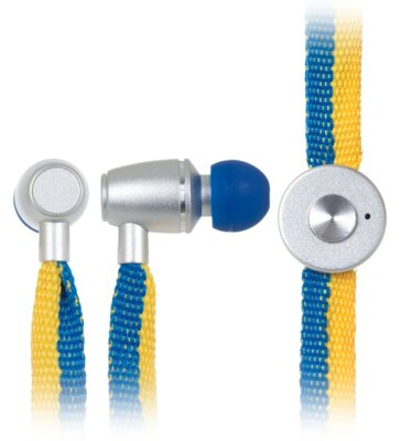 Навушники ERGO ES-500i Ukraine 1