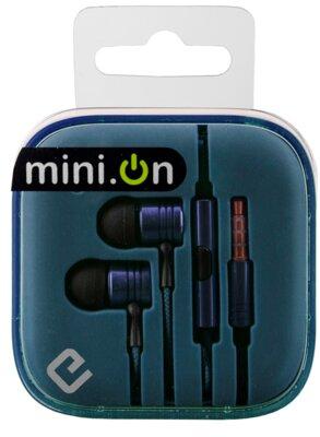 Навушники ERGO ES-600i Minion Blue 3