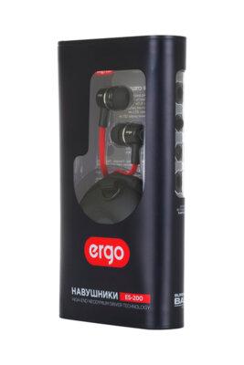 Навушники ERGO ES-200 Black 5