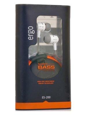 Навушники ERGO ES-200 White 4