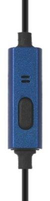 Навушники ERGO ES-700i Blue 4