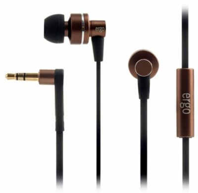Навушники ERGO ES-900 Bronze 1