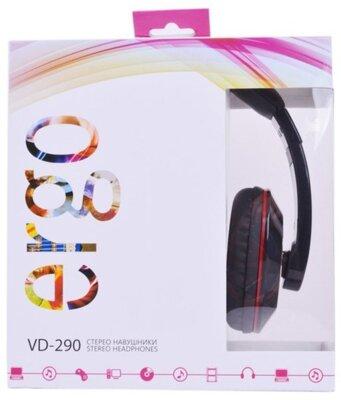 Наушники ERGO VD-290 Black 4