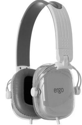 Наушники ERGO VD-300 Silver 1
