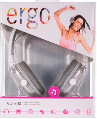 Наушники ERGO VD-300 Silver 4