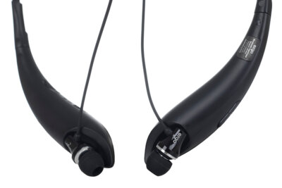 Навушники ERGO BT-810 Black 6