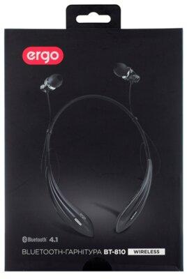 Навушники ERGO BT-810 Black 9
