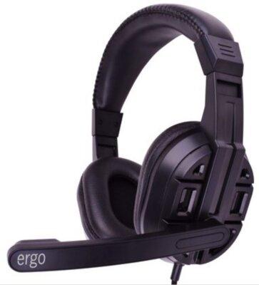 Наушники ERGO VM-629 Black 1