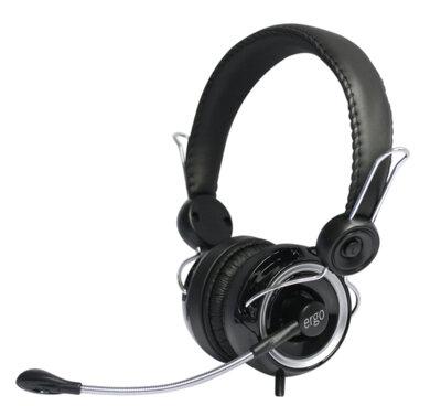 Навушники ERGO VM-260 Black 1