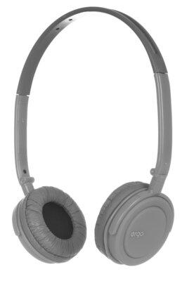 Наушники ERGO VM-330 Grey 1
