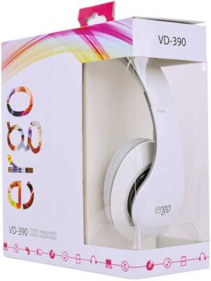 Наушники ERGO VD-390 Grey 4
