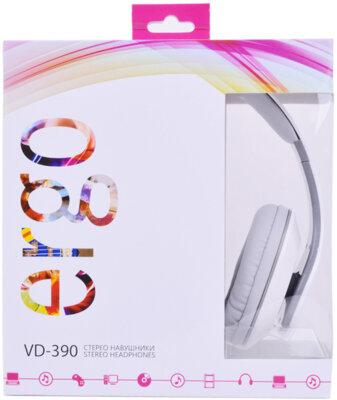 Наушники ERGO VD-390 Grey 5