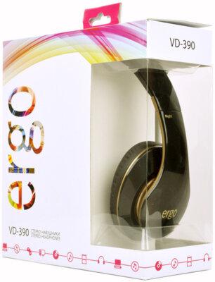 Наушники ERGO VD-390 Gold 4