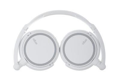 Наушники ERGO VM-340 White 4