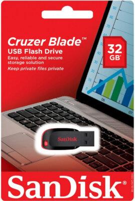 USB flash накопичувач SanDisk Cruzer Blade 32GB 3