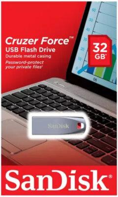 USB flash накопичувач SanDisk Cruzer Force 32GB 5