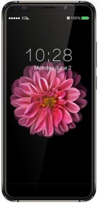 Смартфон Nomi i5730 Infinity Grey 1