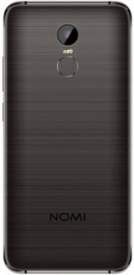 Смартфон Nomi i5730 Infinity Grey 2