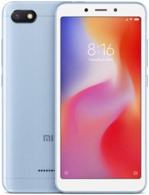 Смартфон Xiaomi Redmi 6A 2/16GB Blue 2