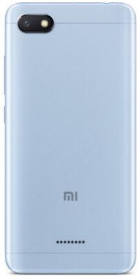 Смартфон Xiaomi Redmi 6A 2/16GB Blue 4