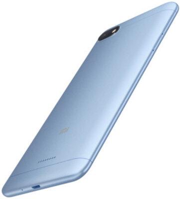Смартфон Xiaomi Redmi 6A 2/16GB Blue 9