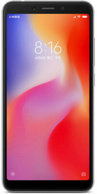 Смартфон Xiaomi Redmi 6A 2/32GB Black 1