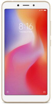 Смартфон Xiaomi Redmi 6A 2/32GB Gold 1