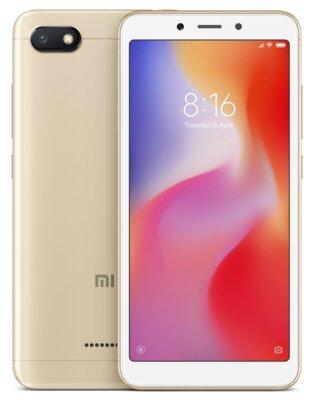 Смартфон Xiaomi Redmi 6A 2/32GB Gold 2
