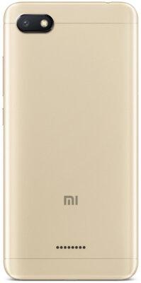 Смартфон Xiaomi Redmi 6A 2/32GB Gold 4