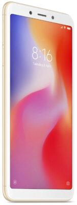 Смартфон Xiaomi Redmi 6A 2/32GB Gold 7