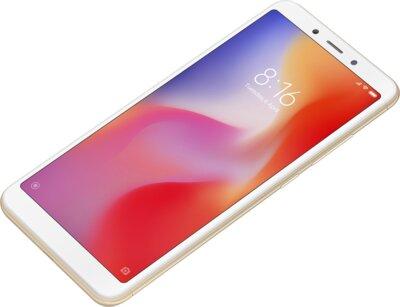 Смартфон Xiaomi Redmi 6A 2/32GB Gold 8