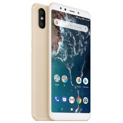 Смартфон Xiaomi Mi A2 4/32GB Gold 3