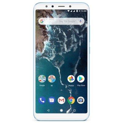 Смартфон Xiaomi Mi A2 4/64 Blue 1