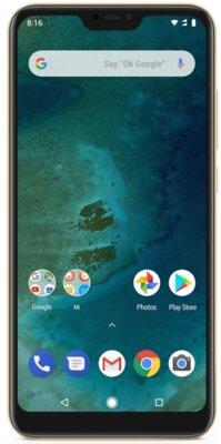 Смартфон Xiaomi Mi A2 Lite 3/32GB Gold 1