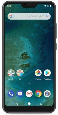 Смартфон Xiaomi Mi A2 Lite 4/64GB Black 1