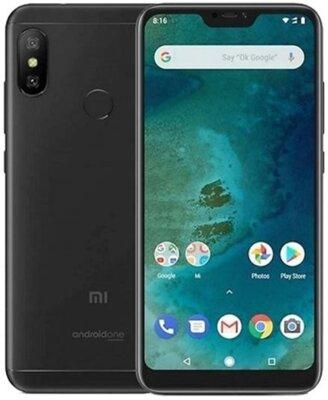 Смартфон Xiaomi Mi A2 Lite 4/64GB Black 3